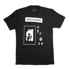Matrixxman Dissociative Tee (homesick) | Clothing | The Ghostly Store