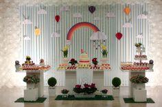 Festa provençal brasília, aluguel de mesas, lembrancinhas e guloseimas personalizadas.