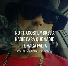 Anuel Aa Quotes, Best Quotes, Qoutes, Cute Spanish Quotes, Quotes En Espanol, Sad Eyes, New Thought, Sad Love, In My Feelings