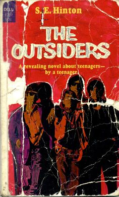 'The Outsiders' changed the way kids read