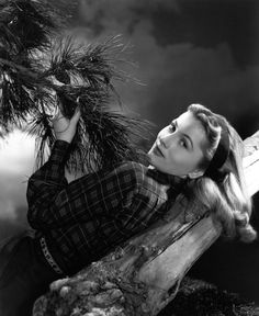 Joan Fontaine - THE AFFAIRS OF SUSAN