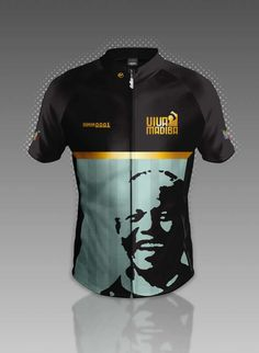 Madiba Cycle Top | Enjoy Fitness Custom Cycling Clothing