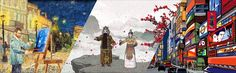 Production : 2grey Illustration by 노미경 MiKyung Noh / 이민휘 MinHwee Lee / 이다연 DaYeon Lee 3D : 최경윤 KyungYun Choi 2D : 김지수 Jisu Kim / 이민휘 MinHwee Lee / 장민혁 MinHyuk Jang Project Manager : 장민혁 MinHyuk Jang