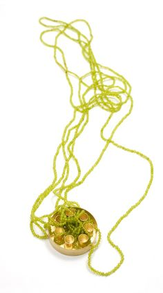 Christian Balmer,  Viceversa — Bijoux Contemporains Washer Necklace, Pendant Necklace, Contemporary Jewellery, Plant Hanger, Christian, Switzerland, Jewelry, Art, Contemporary