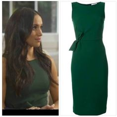 Parosh Is Re-Stocking Meghan Markle's Engagement Dress So You Can Make Like A Royal This Holiday Season