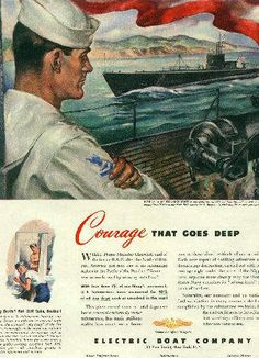 WWII Submarine Posters on SubmarineSailor.com