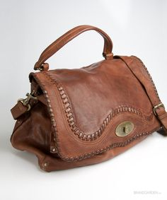 Audrey Bag Cognac