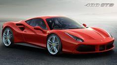 Ferrari dévoile la 488 GTB, qui remplacera la 458 Italia