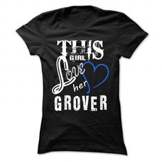 nice Friend Tattoos - coolTop Friend Tattoos - This Girl Love Grover - Cool T-Shirt !!! #name #GROVER ...