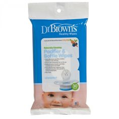 Dr. Brown's - Pacifier & Bottle Wipes