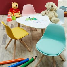 Kinderstuhl Strandby (rose) - Dänisches Bettenlager Chair, Furniture, Rose, Design, Home Decor, Modern Kids Rooms, Teepee Tent, Outdoor Camping, Big Eyes