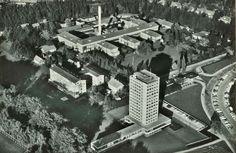 Gemeenteziekenhuis jaren 70