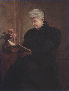 Ida Ferenczy (7 april 1839 - 1928). Voorleesdame en beste vriendin van keizerin Elisabeth.