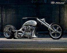 custom motorcycles | Cool Custom Bike, Bike, Chopper