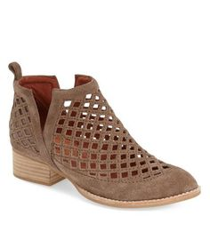 jeffrey campbell taggart cutout bootie