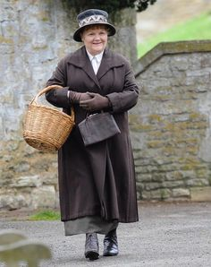 Mrs Patmore of Downton