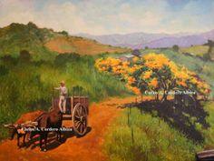 Obra de arte: El Jibaro Artistas y arte. Artistas de la tierra