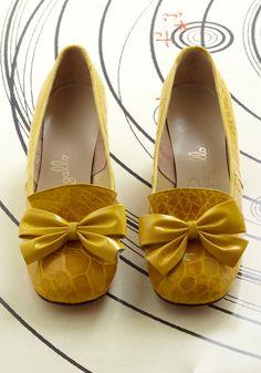 Dear shoe, I love you.