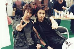 Aiba and Jun ♡ Cutee You Are My Soul, Secret Rooms, Picture Cards, Handsome, Actors, Guys, Trading Cards, Pictorial Maps, Hidden Rooms