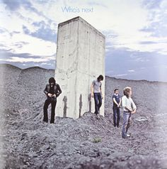 Who's Next: The Who: Amazon.fr: Musique