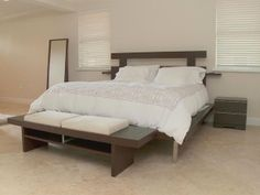 Before: Bedroom Is a Snooze - Before-and-After Makeovers From Color Splash: Miami on HGTV