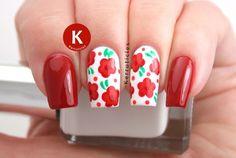 Red, Orange and Green Flowers (52 Week Challenge) (via Bloglovin.com )