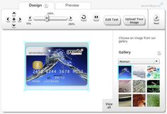 Gemalto | To design a payment card with the photo of your choice is as easy as ABC >> http://www.gemalto.com/financial/art/allaboutme.html