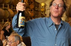 Join Owner, Winemaker and President for life of Bonny Doon Vineyard Randall Grahm. The man's a genius! Boony Doon has been my favorite winery since 1996.