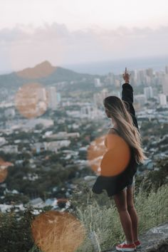 Where They Wander: Adrienne Villafuerte takes us along on her dreamy trip to Oahu, Hawaii.