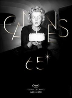 The official poster for 65th Festival de Cannes