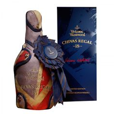 Chivas Regal 18 Year Old Limited Edition by Vivienne Westwood