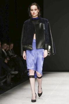 Sigga Maija Ready To Wear Fall Winter 2014 Reykjavik - NOWFASHION