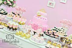 Project Nursery - Princess Birthday Party Dessert Table