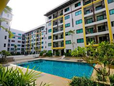Lovely One Bedroom Condo for Sale in Kathu. There are total 5 rooms available for sale. The units have total of 37 square meter living space, a living space, separate bedroom, bathroom and full furniture. The compound has a decent size common swimming pool, elevator access and 24 hours security.