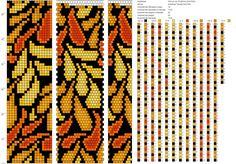 Seed Bead Jewelry, Bead Jewellery, Seed Beads, Beaded Jewelry, Bead Crochet Patterns, Bead Crochet Rope, Knit Crochet, Beaded Crochet, Loom Beading