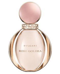 Bvlgari Rose Goldea: The Essence of the Jeweller ~ New Fragrances