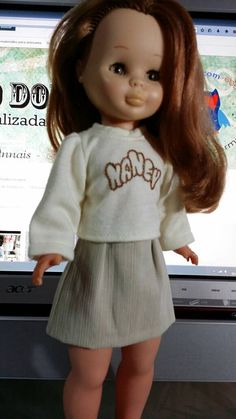 Baby Dolls, Doll Clothes, Hipster, Etsy, Style, Fashion, Templates, Vestidos, Hipster Stuff