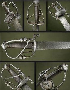 Infantry Sword Dated: probably 16th century Culture: German or Swiss