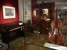 Museum of Hungarian Music History Buda Castle Budapest Piano