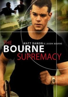 The Bourne Supremacy (2004) Flushed from his momentary refuge by an assassin, amnesiac -- and ex-CIA killer -- Jason Bourne (Matt Damon) finds himself thrust into secret alliances, setups and shootouts in this riveting sequel, the second leg of scribe Robert Ludlum's espionage trilogy. Still haunted by a murky past, Bourne attempts to piece together the shards of his life while protecting his girlfriend (Franka Potente) and thwarting an international incident.