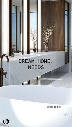 Interior Design Tips, Interior Architecture, Mirror, Furniture, October, Home Decor, Architecture Interior Design, Decoration Home, Room Decor