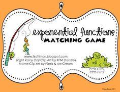 Funcion exponencial Matching game