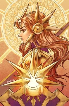 Leona vs Diana community art | League of Legends
