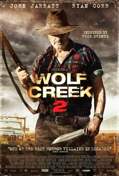 Sinful Celluloid: Check Out These Wolf Creek 2 Stills Before They Check Out You!