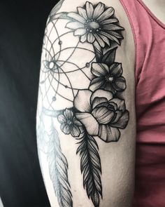 Inner upper arm tattoo minimal | Photo by (emmthefox) on Instagram | #dreamcatchertattoo #dreamcatcher #carnations #carnationtattoo #daisy #daisytattoo #femaletattoo Nails Inspiration, Tattoo Inspiration, Inner Upper Arm Tattoos, Carnation Tattoo, Tattoo Ideas, Tattoo Designs, Minimal Photo, Dream Catcher Tattoo, Carnations