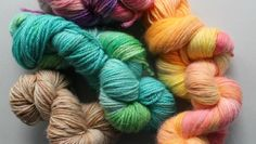How to dye wool and other fibers with food coloring • LoveKnitting Blog