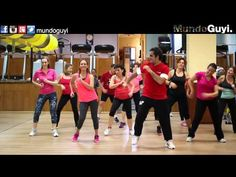 "Zumba with Ricky Martin's ""Adios"" Mi Clase es Su Clase Zumba Workout Videos, Fun Workouts, At Home Workouts, Ricky Martin, Thalia, Tao, Cultural Dance, Zumba Instructor, Spanish Songs"