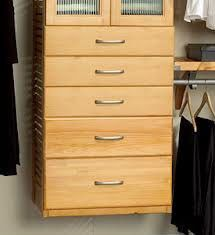 """John Louis Home Deluxe Honey Maple 6"""" Tower Drawer's Solid Wood   eBay"""
