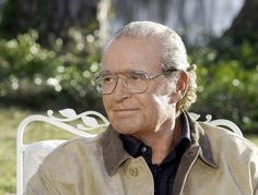 James Garner. Loved him in the Notebook.....he is one of my favorite guys rest in peace