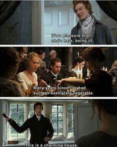 The charm of Jane Austen's men